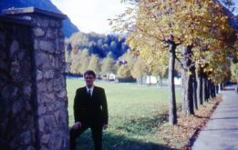 Me in Bad Reichenhall