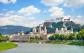 Salzburg in summer