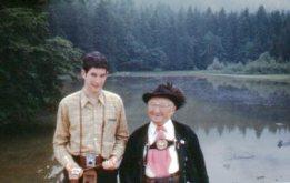 Br. Graham and Br. Nestlinger