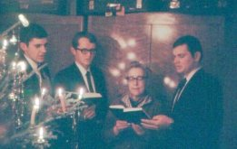 Sr. Reisenbichler with the Elders